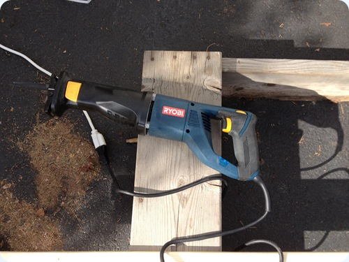 Reticulating saw